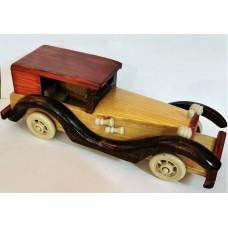 Автомобиль средний, дерево 23,5*8,5*8 см.