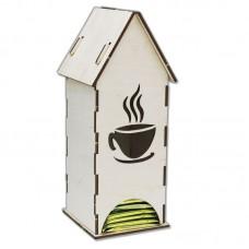 Чайный домик №1 собранный в вакуумной  упаковке