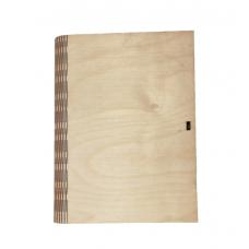 Ключница-книга малая, заготовка, 15*12*2,5 см, без упаковки